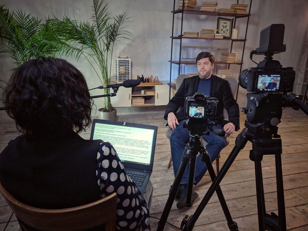 Интервью с Александром Невеевым, ноябрь 2018